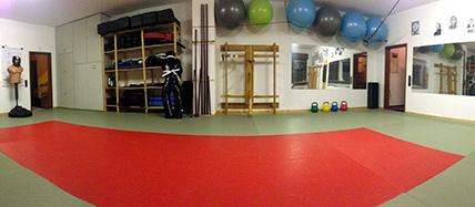 Sinnesfabrik Trainingsraum Panorama Teaser